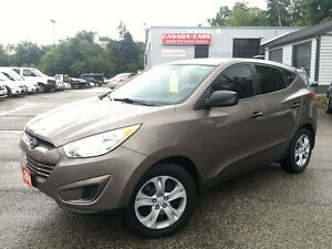 2010 Hyundai Tucson GL | Large Cargo Room | Bluetooth | Cruise