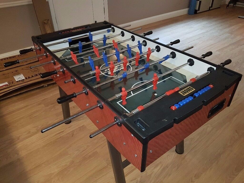 Full size Jacques football table