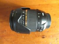 Tamron SP AF 17-50mm f/2.8 XR Di II LD Lens For Canon Mount