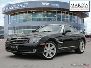 2004 chrysler crossfire accident free l one owner