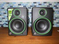 """MackieCR4 4"""" Multimedia-Monitors x 1 Pair"""