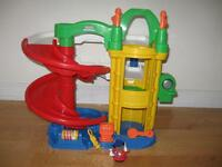 Garages Little People Fisher Price
