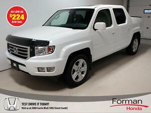 2014 Honda Ridgeline Touring - Navi | Leather | $224 b/w OAC!