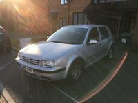 VW Golf 1.6s Automatic - Great car