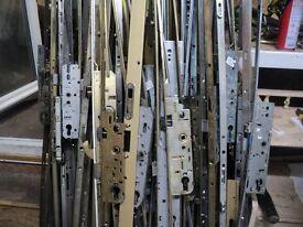job lot modern upvc door multi point locks x 100 job lot £600.00 coventry