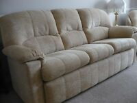 G-Plan 3 seater sofa