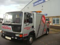 LEYLAND DAF RECOVERY SPECLIFT TRUK SPEC MOT EXEMPT 2 OWNERS 94K FROM NEW SUPERWINCH UNDERLIFT SPEC