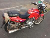 125cc kymco fully working Eletric start mint condition!