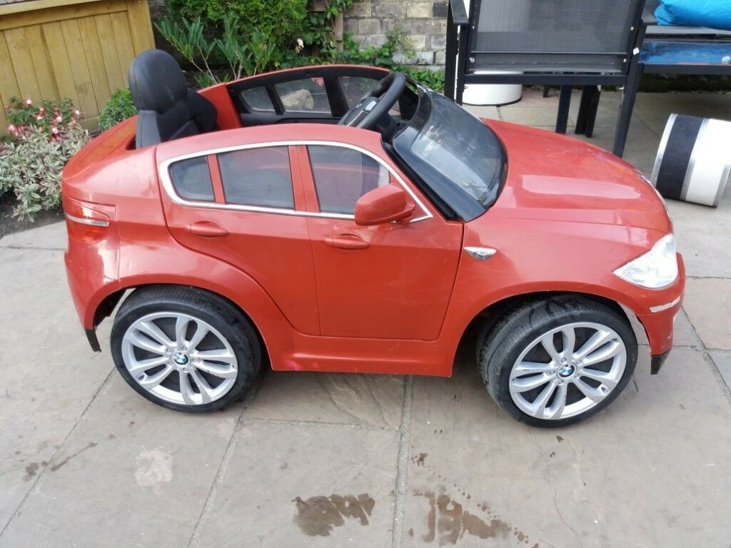 Kids Bmw X6 Electric Car In Lowestoft Suffolk Gumtree