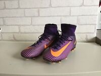 As new Nike football boots