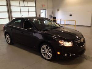 2012 Chevrolet Cruze LT RS| SUNROOF| BLUETOOTH| CRUISE CONTROL|  Cambridge Kitchener Area image 9