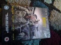 new and sealed fury dvd brad pitt £2