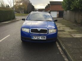 Skoda fabia classic, estate, 1.4 for sale, MOT, drives good, cheap.