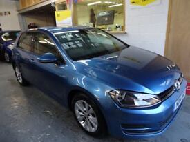2014 VOLKSWAGEN GOLF 1.4 TSI BLUEMOTION SE, START STOP, EXCELLENT CONDITION, LOW MILES ONLY 24K