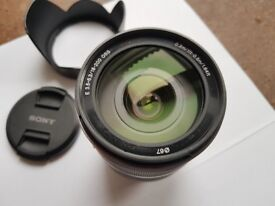 Sony SEL18200, E-Mount 18-200mm F3.5-6.3 OSS lens (sony 18200, first version in silver)