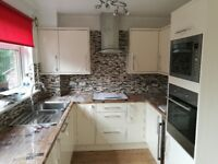 All tiling jobs, bathrooms, kitchens