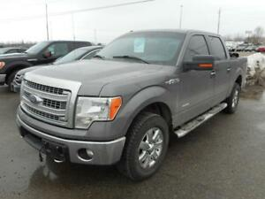 "2014 Ford F-150 4WD SuperCrew 157"" X"