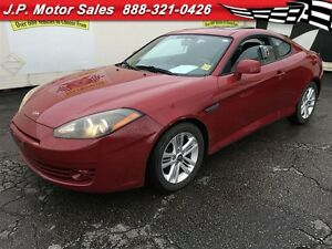 2007 Hyundai Tiburon GS, Manager, Sunroof,