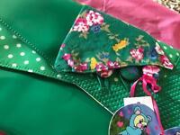Irregular choice clutch bag