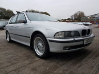 BMW 5 Series 2.9 530d SE Touring 5dr, Automatic Diesel Estate,Full Service History Long Mot - £999