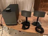 Bose Companion 5 speakers for sale! Immaculate condition!