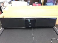 Samsung Sound Bar with built in DVD player