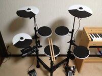 Roland TD-4KP Electric drum kit. * Please Read Description*