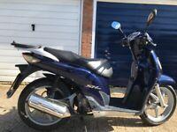 Honda, SH, 2004, 125 (cc)