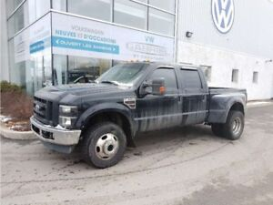2008 Ford F-350 LARIAT ROUE DOUBL  CUIR, TOIT OUVRANT, SIEGE