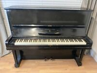 Steinway & Sons Model V 1936 Upright Piano - Delivery