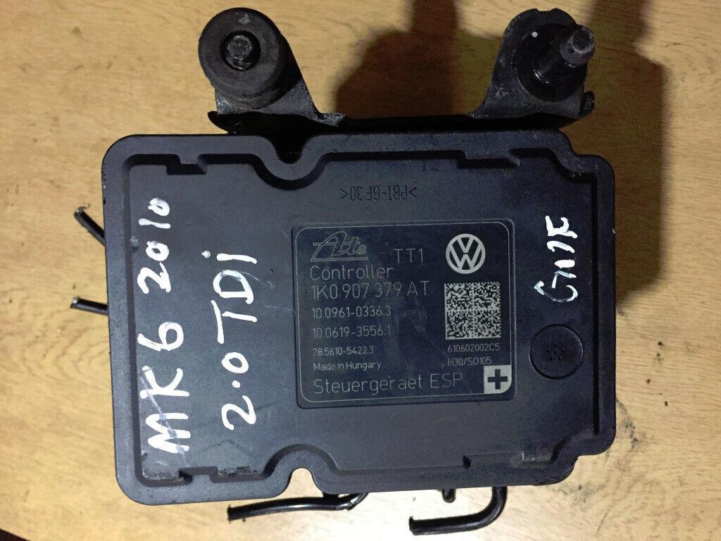 VW GOLF MK6,AUDI A3,SCIROCCO,LEON ABS PUMP 1K0907379AT (1K0614517CB)   in  Bordesley Green, West Midlands   Gumtree