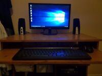 asus desktop pc (model K30AD)