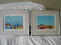 2 Linda Hill Limited Edition Framed Prints