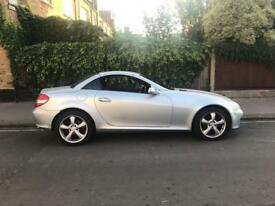 Mercedes slk200 1.8 auto low millage (no silly offers)