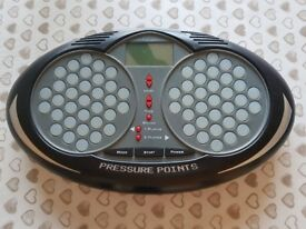 Pressure Points Electronic Game of skill by M&S with instructions VGC