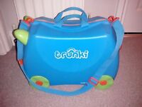 Trunki green and blue