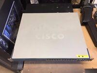 Cisco 24 port POE Network Switch