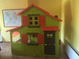 Smoby Duplex Playhouse