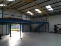 Mezzanine floor supply / install anywhere in the uk
