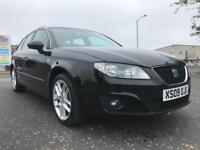 Seat Exeo TDI estate excellent condition service history