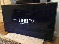 55in SAMSUNG UHD 4K NANO CRYSTAL SMART LED TV -1400hz- WIFI-FREEVIEW HD