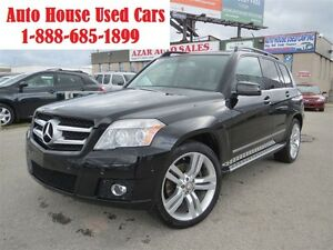 2010 Mercedes-Benz GLK-Class 350,Sunroof,Leather,AWD