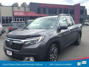 2018 Honda Ridgeline Touring RARE VEHICLE