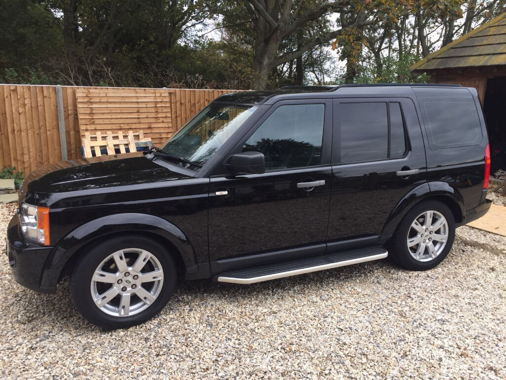 Land Rover Discovery 3 Hse In Metallic Santorini Black