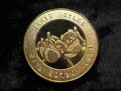Souvenir token coin Knoxville Tennessee 1982 World's Fair ROC China Pandas (367)