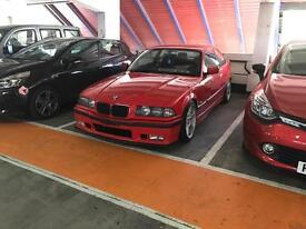 1998 BMW 323i Coupe E36