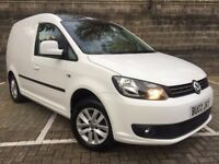 Volkswagen Caddy 1.6 TDI - Only 19K Miles - Full VW S/H - 1 Owner - Superb Condition