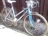 VINTAGE TOWNSEND(FALCON) LADIES' 5 SPEED RACER