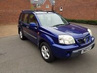2002 NISSAN XTRAIL DIESEL 2.2 LTRS MANUAL £1200 CALL 02475119533