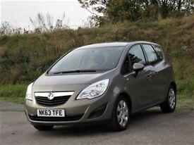 2013 Vauxhall Meriva 1.7 CDTi 16v Exclusiv